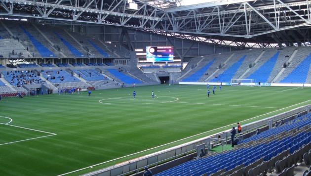 Матчи сборной Казахстана по футболу в квалификации Евро-2016 в Алматы проводить нельзя - ФФК