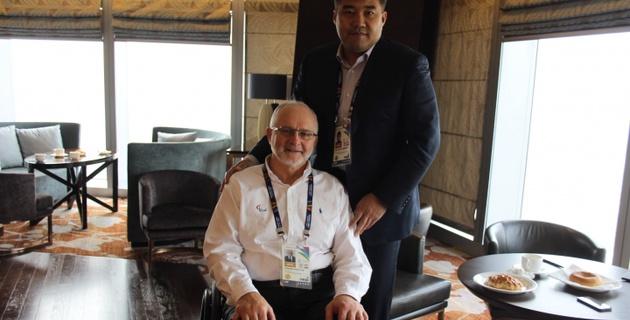 Инчхон для паралимпийцев был репетицией перед играми в Рио - Дархан Калетаев
