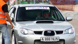 Дуэльные гонки на Кубок президента Федерации автомотоспорта РК состоялись в Алматы
