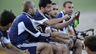 Едигарян, Арзуманян и Пиззелли вызваны в сборную Армении на матч с Португалией