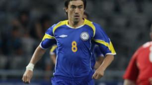 Самат Смаков включен в расширенный список сборной Казахстана на матч с Турцией