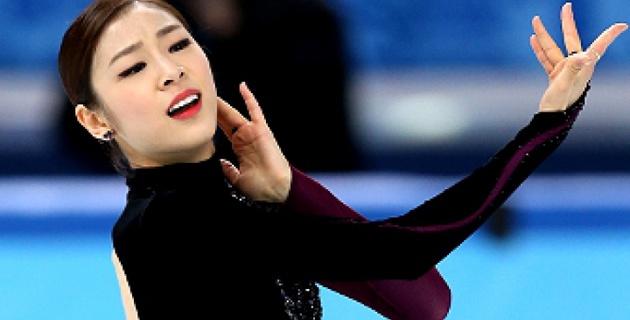 Олимпийская чемпионка Ю На Ким стала почетным послом Игр-2018