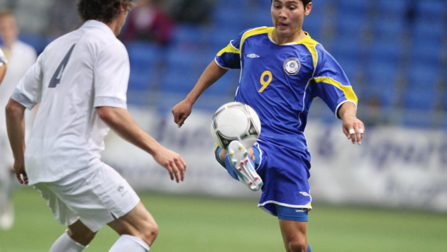 ТОП-8 надежд сборной Казахстана по футболу