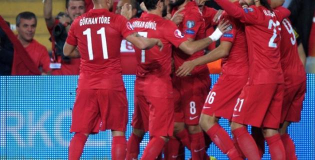 Тренер сборной Турции вызвал 28 игроков на матч с Казахстаном