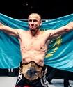 Казахстанский боец Свирид стал чемпионом мира по ММА по версии ONE FC
