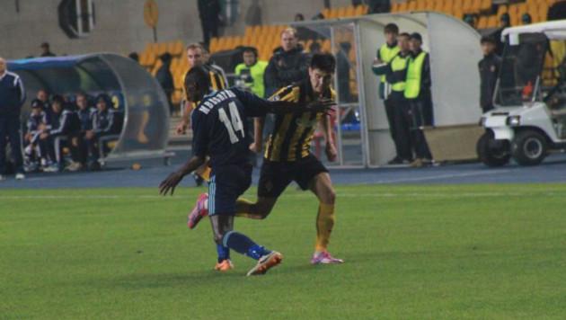 Мвесигва назвал Исламхана лучшим футболистом сезона