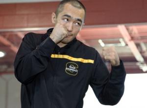 13 декабря в Лас-Вегасе дебютирую в первом тяжелом весе - Бейбут Шуменов