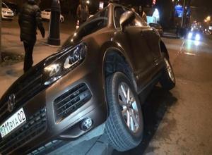 Олимпийская чемпионка Майя Манеза попала в ДТП в Алматы