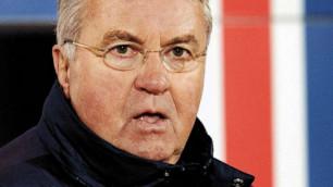Хиддинк может покинуть свой пост в сборной Голландии в ближайшее время