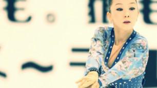 14-летняя казахстанская фигуристка Элизабет Турсынбаева выиграла турнир в Италии