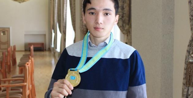 Карагандинский таэквондист в 2016 году может выступить сразу на Олимпиаде и Паралимпиаде