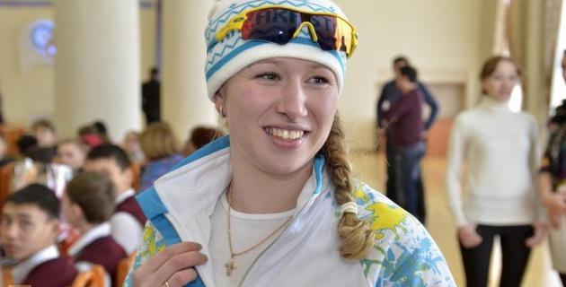 Казахстанская конькобежка Айдова стала пятой в первом забеге на 500 метров на этапе КМ в Сеуле