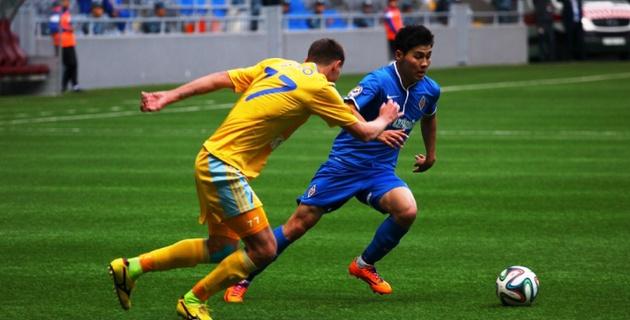Исламхан с большим отрывом победил в голосовании за звание лучшего игрока сезона