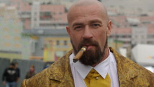 Сергей Бадюк снимет фильм о казахстанском боксе