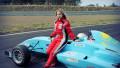 Казахстанская спортсменка установила рекорд скорости на Formula Russia
