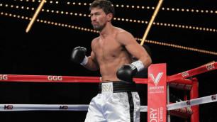 Казахстанский боксер Акбербаев в декабре проведет 15-й бой на профи-ринге