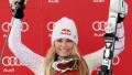Линдси Вонн одержала первую победу после травмы