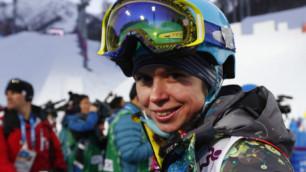 Юлия Галышева выиграла этап Кубка мира в Финляндии