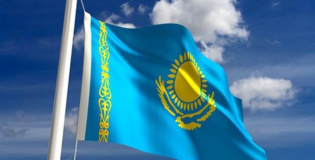 На ЧМ по хоккею в Венгрии включили старый гимн Казахстана
