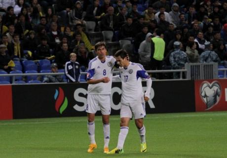 Казахстан завершил год на 139-м месте в рейтинге ФИФА