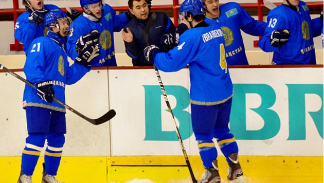 """Казахстанская """"молодежка"""" по хоккею сыграет в одной группе с Норвегией в следующем году"""