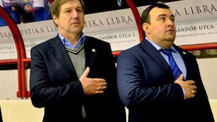 Хотелось бы еще с прошлого года играть в группе А - тренер молодежной сборной Казахстана по хоккею