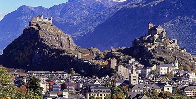 Швейцарский Сьон будет претендовать на проведение Олимпиады-2026