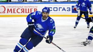 Найджел Доус вошел в состав второй пятерки на Матч Звезд КХЛ