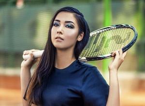 Зарина Дияс - спортсменка 2014 года по версии читателей Vesti.kz