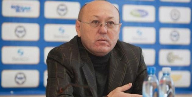 """В том, что наш клуб на финише сезона вырвал """"серебро"""", есть немалая доля заслуги Газзаева - президент """"Актобе"""""""