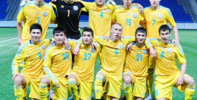 Сариев принес победу молодежной сборной Казахстана по футболу над турецким клубом