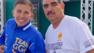 Головкину не важно, с кем драться, его главная цель - титул чемпиона мира WBC - Абель Санчес