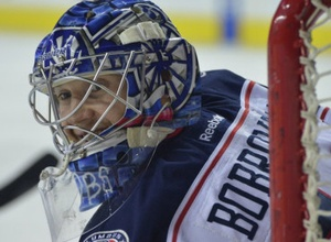 Клуб НХЛ продлил контракт с Сергеем Бобровским