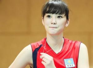 Сабина Алтынбекова отправилась в Японию для повышения волейбольного мастерства