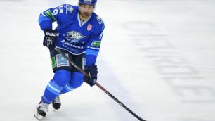 Найджел Доус обновил клубный рекорд скорострельности в КХЛ