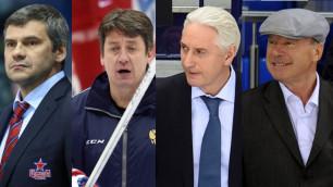 Сборную Доуса на Матче звезд КХЛ возглавят Билялетдинов и Кинэн