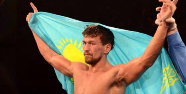 Иса Акбербаев проведет в феврале титульный бой в Германии