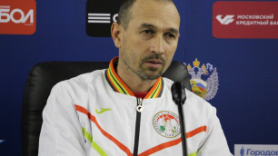 Победу над Казахстаном на Кубке Содружества-2015 тренер Таджикистана объяснил удачей