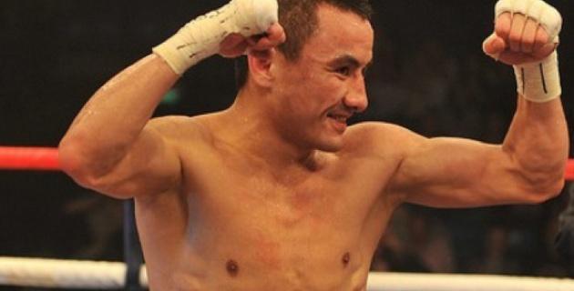 Жанат Жакиянов поднялся в рейтинге WBA