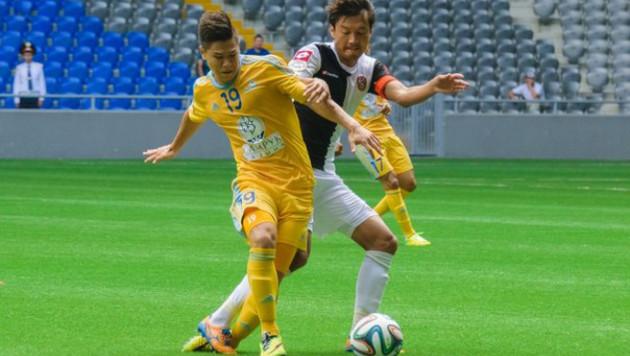 Георгий Жуков прокомментировал свое отсутствие в составе сборной Казахстана на Кубке Содружества