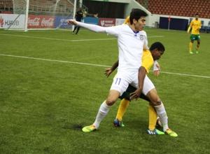 Ширмялис назвал состав на матч  1/4 финала Кубка Содружества Казахстан - Беларусь