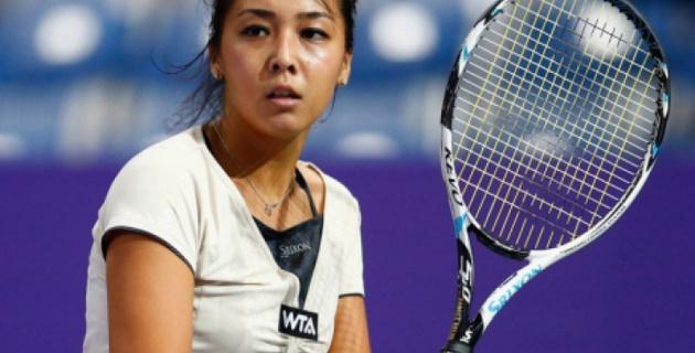Дияс проиграла Шараповой в третьем круге Australian Open