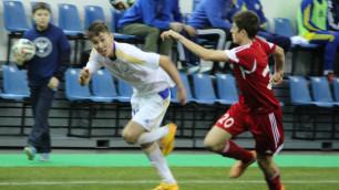 Казахстанцы назвали состав команды на матч с Россией в Кубке Содружества-2015