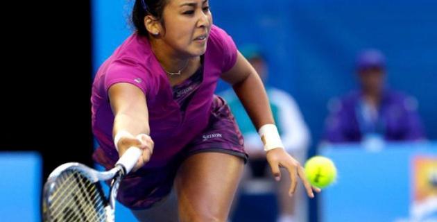 Шарапова назвала Дияс прогрессирующей теннисисткой
