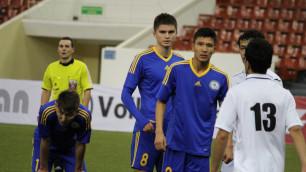 Сборная Казахстана сыграет с Таджикистаном в матче за 7-8 места Кубка Содружества