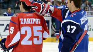 Ковальчук и Зарипов выбраны капитанами Матча звезд КХЛ