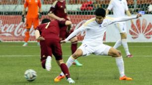 С Таджикистаном будем играть только на победу - Тунгышбаев