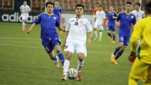 Прямая трансляция матча Кубка Содружества Казахстан - Таджикистан