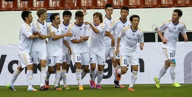 Дубль Рауана Сариева принес Казахстану седьмое место на Кубке Содружества