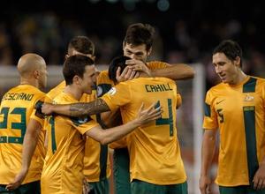 Сборная Австралии сыграет с Южной Кореей в финале Кубка Азии по футболу